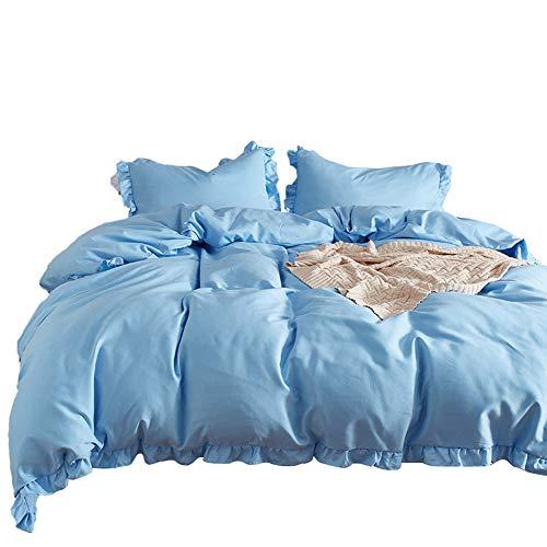 Deine Neue Bettwäsche In Himmelblau Jetzt Auf Bettwaesche123de