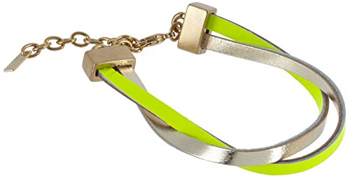 BOSS Orange Damen Armband Morissa4, Gelb (Bright Yellow 730), One size (Herstellergröße: STCK)