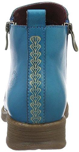 Laura Vita Tholos, Bottes courtes avec doublure chaude femme Turquoise - Turquoise