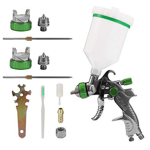 Diverses Modèles Type 400097 Tectake Hvlp Pistolet A