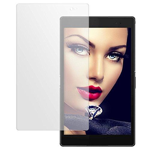mtb more energy® Schutzglas für Sony Xperia Tablet Z3 Compact (SGP611, SGP621 / 8.0'') - Schutzfolie Glasfolie Protector
