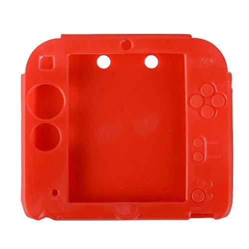 Funda Cáscara Cubierta Protector de Silicona Para Nintendo 2DS