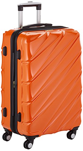 Shaik 7203072 Trolley Koffer, Gr. L, orange