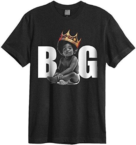 Amplified Biggi Big Read T-Shirt Black
