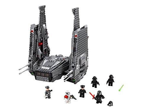 LEGO-Star-Wars-Nave-de-Combate-de-Kylo-Ren-multicolor-75104