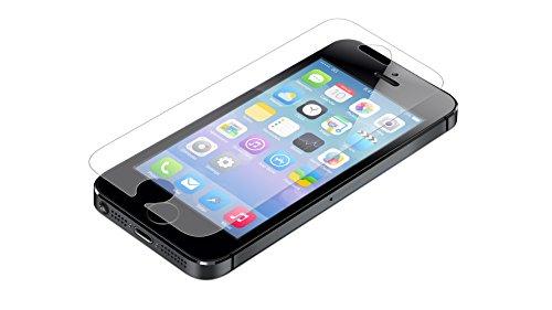 Invisibleshield Screen Film (ZAGG InvisibleShield, HD Clarity mit Premium Screen Protection für Apple iPhone 5/5S/5C)