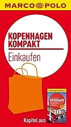 MARCO POLO kompakt Reiseführer Kopenhagen - Einkaufen (MARCO POLO Reiseführer E-Book)