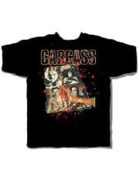 Carcass - Necroticism Adult T-Shirt