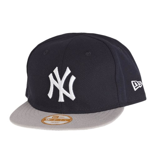 8ddfcf80c61 New Era My 1st 9FIFTY NY Yankees SP14 Infant Snapback Cap - Buy Online in  Oman.
