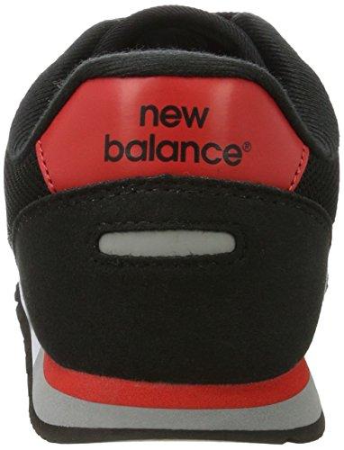 New Balance KL 430 BPY Black Red Schwarz