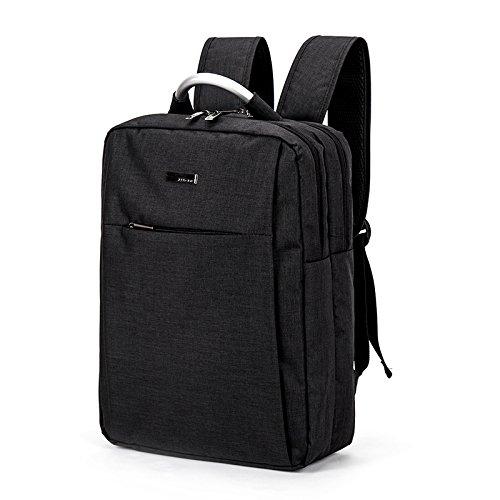 Mefly Taschen Business Neue Männer Travel Packages Einfach Freizeitrucksack Koreanischen Trend black