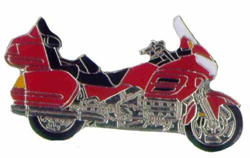 PIN HONDA Gold Wing 1800 rot 2004 von Euro-Pokale