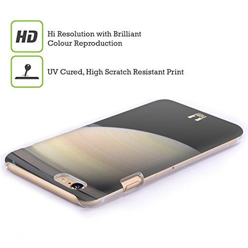 Head Case Designs Nettuno Spazio Aperto Cover Retro Rigida per Apple iPhone 3G / 3GS Saturno