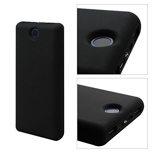 Steelboxx 35000mAh Power Bank Externes USB Ladegerät Smartphone Zusatz Akku 405206