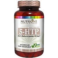 NUTRIONE - 5-HTP 60 CAPSULAS NUTRIONE