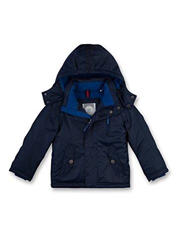 Sanetta Jungen Jacke Outdoorjacke 124688 -5993 deep blue, 122