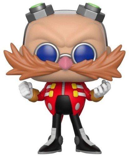 Funko Pop! - Sonic: Dr. Eggman Figura de Vinilo (20149)