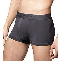 Damensch Men's Blayze Grey Micro Modal Trunk - Medium
