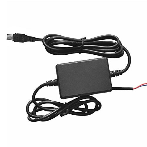 Incutex KFZ-Ladekabel Ladegerät mit Micro USB-Anschluss für Auto LKW (6-36V) geeignet für den GPS Tracker TK104 ab Nov 2016 (Gps-tracker Tk104)