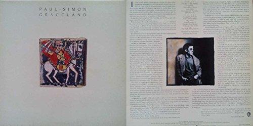 PAUL SIMON - Graceland (LP/Vinile 33 giri) USATO BUONO