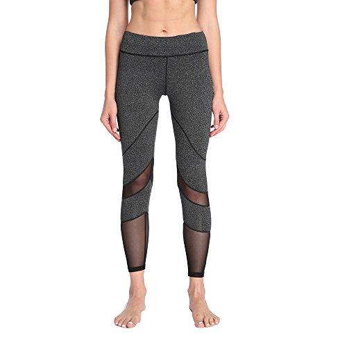 Schnell trocknende Leggings Fitness und Yoga
