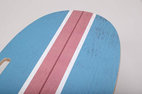 Zoom IMG-2 surf blue skateboard da interno