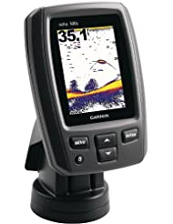 GARMIN ECHO 300C COLOR DUAL BM FISHFINDER TM/TROLLING XDUCER