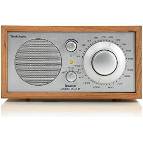 Tivoli Audio Model One BT - Radio (Portátil, Analógico, AM, FM, 76 mm, 76.2 mm (3