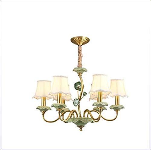 ZHANG NAN ● * 6-Light Chandelier Uplight - Mini Style, einstellbar, Designer, 110-120V / 220-240V Glühbirne enthalten / 15-20㎡, 220~240V ● -