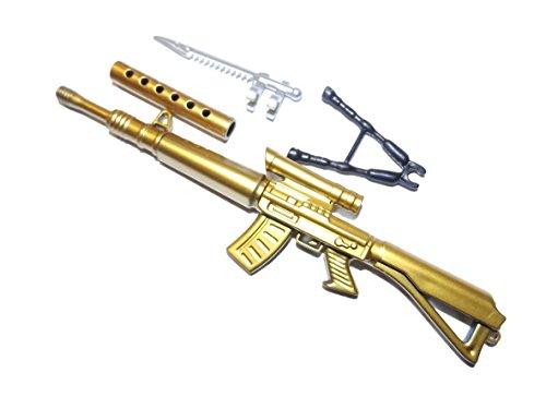 Fat-catz-copy-catz AK-47 inkl. Tintenschreibstift, für Männer, Jungen, Spielzeug, Unisex, Geschenkidee (Kostüme Uk Jungen)