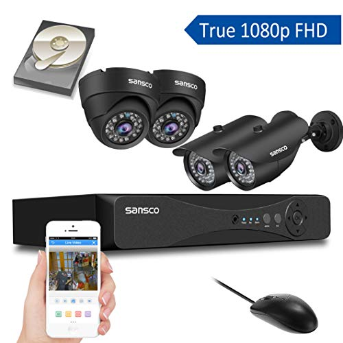 Kare® 4CH 720P Digital Video Recorder CCTV