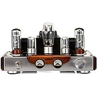GemTune GS-01 amplificateur à tubes, 220V Tension de sortie, Tubes: EL34*2 + 6N9P*2 +5Z3P*1 , Amplificateur avancé, Single Ended,100% fait main
