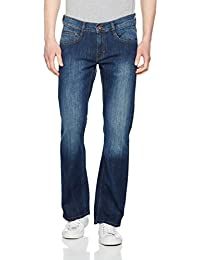 Mustang Oregon Boot, Jean Coupe Bootcut Homme