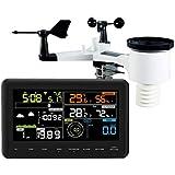 Professional station météo sans fil Froggit WH3000 SE (Edition 2018) - Internet WiFi Station météorologique