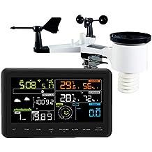 Froggit Estación meteorológica WH3000 SE (Edition 2018) a Internet Wi-Fi, App