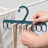 Graidient span IKEA Hanger with 8 Grip Clip Set of 2