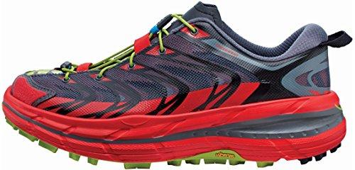 HOKA one one ,  Scarpe da trail running uomo rosso (rosso)