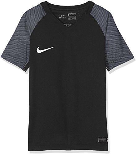Nike SS YTH Revolution IV JSY Camiseta, Unisex Niños, Negro (Black White), L