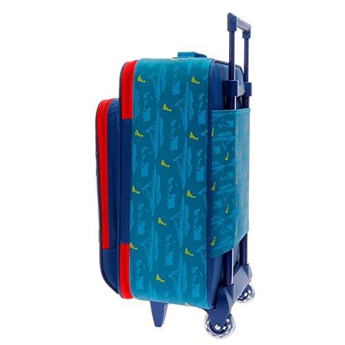 Okami Bags - Portatrajes de viaje Niños azul azul 14*19.7*7.8 inches