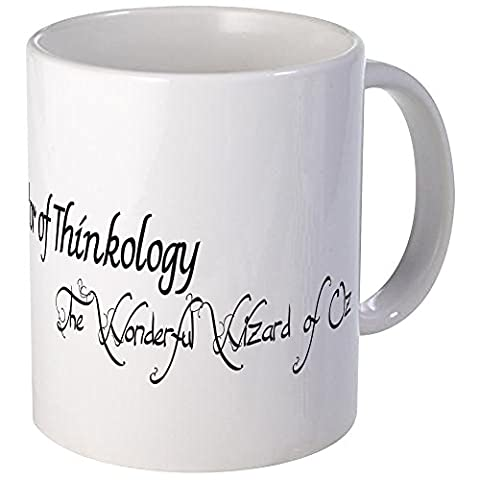 CafePress - Doctor Of Thinkology Oz Quote - Unique Coffee Mug, Coffee Cup, Tea Cup