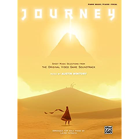 Journey™ Sheet Music Selections from the Original Video Game Soundtrack: Piano Solos (Piano)