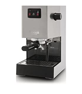 Gaggia Classic 9403/11 Coffee Machine with Professional Filter Holder - Stainless Steel Body (B0000C72XS) | Amazon price tracker / tracking, Amazon price history charts, Amazon price watches, Amazon price drop alerts