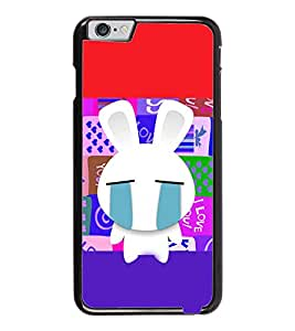 PrintDhaba Cartoon D-3602 Back Case Cover for APPLE IPHONE 6 PLUS (Multi-Coloured)
