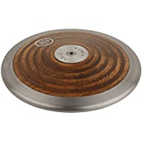 Vinex Diskuswerfen - Wurfdiskus Holz für Wettkampf und Training - 0,75 kg - 1,00 kg - 1,50 kg - 1,75 kg - 2,00 kg - laminiertes Holz