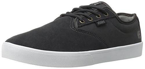 Chaussure Etnies Jameson SL Noir-Blanc-Gum gris foncé