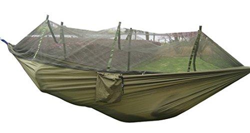 SaySure - 260x130cm Portable Outdoor Garden Army Green/Camo