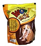 #2: Dog Lovers WOW STIX Dog Treat 450 gm Chicken Flavor