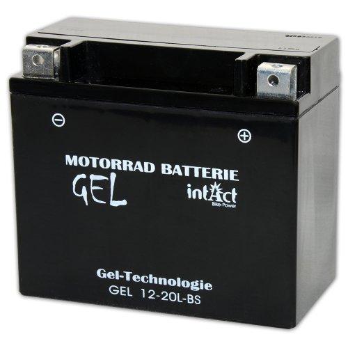 Preisvergleich Produktbild intact Bike-Power GEL 12V 18Ah YTX20L-BS 82000 Gel12-20L-BS