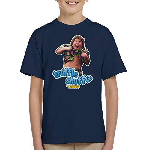 Child's The Goonies Truffle Shuffle Kid's T-Shirt, Ages 3 to 13 years