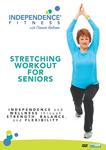 Independence Fitness: Stretching Workout for Seniors [Import USA Zone 1]